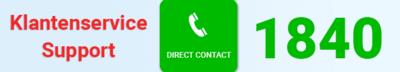 Contact zoeken met de klantenservice van Essent