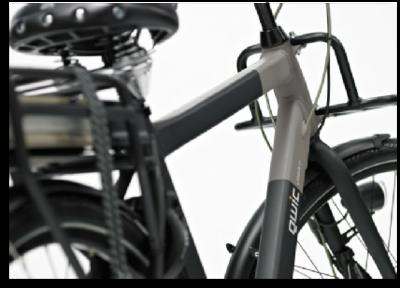 Ik kocht een nieuwe e-bike in Apeldoorn